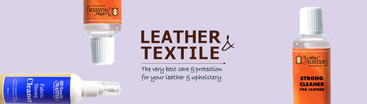 Care for your Leather with Leather Master