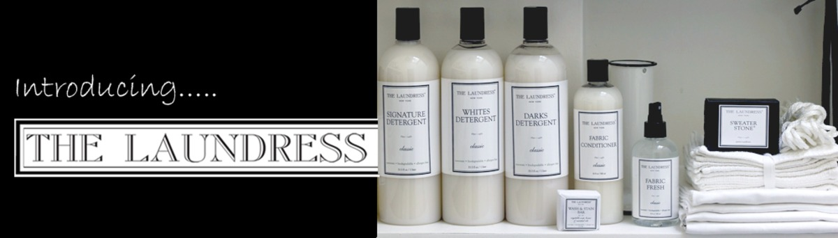 Detergents and Fabric Care from The Laundress NY